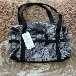 Lululemon Dottie Tribe RunWays Duffel Bag (NWT)